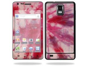 Mightyskins Protective Vinyl Skin Decal Cover for Samsung Infuse 4G Cell Phone wrap sticker skins i997 AT&T - Tie Dye 1