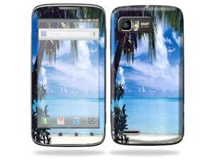 Mightyskins Protective Skin Decal Cover for Motorola Atrix 2 II (version 2) Cell Phone Sticker Beach Bum