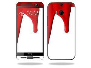 MightySkins Protective Vinyl Skin Decal for HTC One M9 Plus wrap cover sticker skins Blood Drip