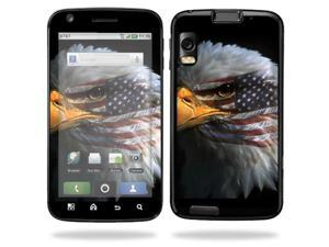 Mightyskins Protective Vinyl Skin Decal Cover for Motorola Atrix 4G Cell Phone wrap sticker skins  - Eagle Eye
