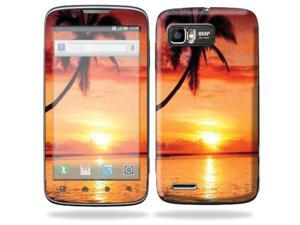 Mightyskins Protective Skin Decal Cover for Motorola Atrix 2 II (version 2) Cell Phone Sticker Sunset