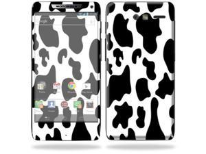 Mightyskins Protective Skin Decal Cover for Motorola Droid Razr M Cell Phone Sticker Cow Print