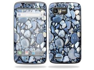 Mightyskins Protective Skin Decal Cover for Motorola Atrix 2 II (version 2) Cell Phone Sticker Rocks