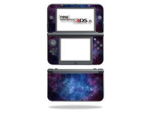 MightySkins Protective Vinyl Skin Decal for New Nintendo 3DS XL (2015) cover wrap sticker skins Nebula