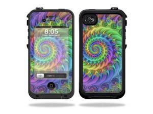 Mightyskins Protective Vinyl Skin Decal Cover for LifeProof iPhone 4 / 4S Case wrap sticker skins Tripping