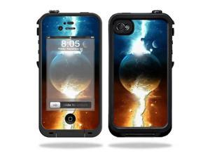 Mightyskins Protective Vinyl Skin Decal Cover for LifeProof iPhone 4 / 4S Case wrap sticker skins Sci Fi