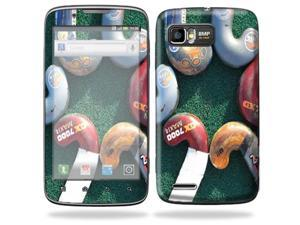 Mightyskins Protective Skin Decal Cover for Motorola Atrix 2 II (version 2) Cell Phone Sticker Field Hockey