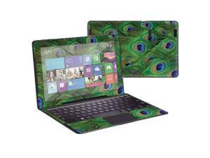 """Mightyskins Protective Skin Decal Cover for Samsung ATIV Smart PC Pro 700T with 11.6"""" screen wrap sticker skins Peacock"""