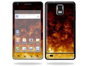 Mightyskins Protective Vinyl Skin Decal Cover for Samsung Infuse 4G Cell Phone wrap sticker skins i997 AT&T - Firestorm
