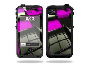 Mightyskins Protective Vinyl Skin Decal Cover for LifeProof iPhone 4 / 4S Case wrap sticker skins 3D