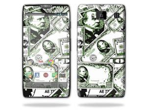 Mightyskins Protective Skin Decal Cover for Motorola Droid Razr Hd & Razr Maxx HD Cell Phone wrap sticker skins Phat Cash