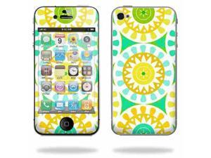 Mightyskins Apple iPhone 4 or iPhone 4S AT&T or Verizon 16GB 32GB Cell Phone wrap sticker skins Slices