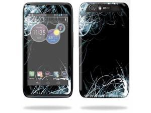 Mightyskins Protective Skin Decal Cover for Motorola Atrix HD Cell Phone AT&T wrap sticker skins Light Up