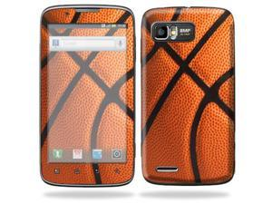 Mightyskins Protective Skin Decal Cover for Motorola Atrix 2 II (version 2) Cell Phone Sticker Basketball