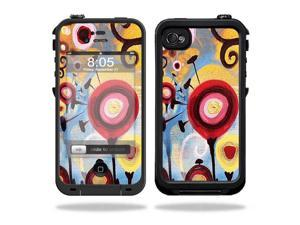 Mightyskins Protective Vinyl Skin Decal Cover for LifeProof iPhone 4 / 4S Case wrap sticker skins Nature Dream