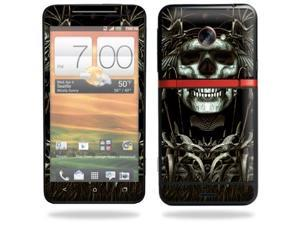 Skin Decal cover for HTC Evo 4G LTE Sprint Sticker sticker Wicked