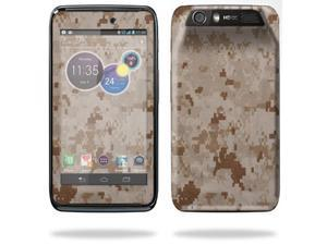 Mightyskins Protective Skin Decal Cover for Motorola Atrix HD Cell Phone AT&T wrap sticker skins Desert Camo