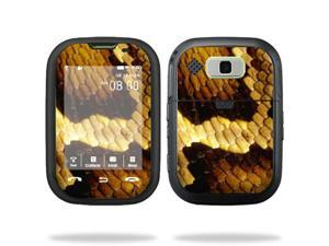 Mightyskins Protective Vinyl Skin Decal Cover for Nokia Lumia 900 4G Windows Phone AT&T Cell Phone wrap sticker skins Python