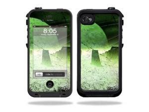 Mightyskins Protective Vinyl Skin Decal Cover for LifeProof iPhone 4 / 4S Case wrap sticker skins Saturn