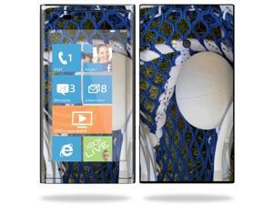 Mightyskins Protective Vinyl Skin Decal Cover for Nokia Lumia 900 4G Windows Phone AT&T Cell Phone wrap sticker skins Lacrossse