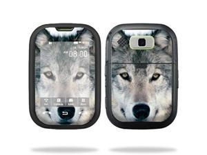 Mightyskins Protective Vinyl Skin Decal Cover for Nokia Lumia 900 4G Windows Phone AT&T Cell Phone wrap sticker skins Wolf