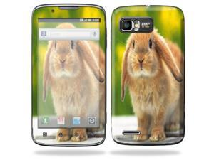 Mightyskins Protective Skin Decal Cover for Motorola Atrix 2 II (version 2) Cell Phone Sticker Rabbit