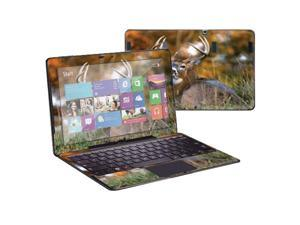 """Mightyskins Protective Skin Decal Cover for Samsung ATIV Smart PC Pro 700T with 11.6"""" screen wrap sticker skins Deer"""