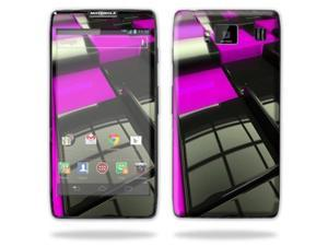 Mightyskins Protective Skin Decal Cover for Motorola Droid Razr Hd & Razr Maxx HD Cell Phone wrap sticker skins 3D