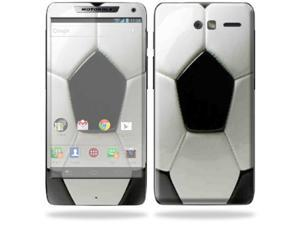Mightyskins Protective Skin Decal Cover for Motorola Droid Razr M Cell Phone Sticker Soccer