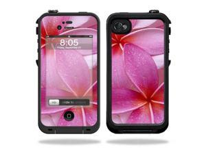 Mightyskins Protective Vinyl Skin Decal Cover for LifeProof iPhone 4 / 4S Case wrap sticker skins Flowers