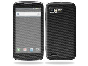 Mightyskins Protective Skin Decal Cover for Motorola Atrix 2 II (version 2) Cell Phone Sticker Carbon Fiber