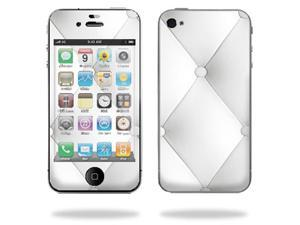 Mightyskins Protective Vinyl Skin Decal Cover for Apple iPhone 4 or iPhone 4S AT&T or Verizon 16GB 32GB Cell Phone wrap sticker skins Upholstery