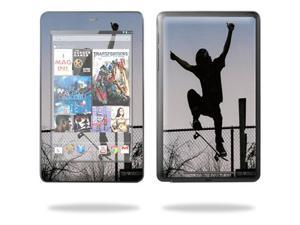 "Mightyskins Protective Skin Decal Cover for Google Nexus 7 tablet 7"" inch screen stickers skins Skater"