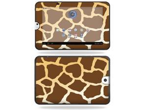 Mightyskins Protective Vinyl Skin Decal Cover for Toshiba Thrive 10.1 Android Tablet wrap sticker skins Giraffe