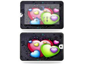 Mightyskins Protective Vinyl Skin Decal Cover for Toshiba Thrive 10.1 Android Tablet wrap sticker skins Love Me