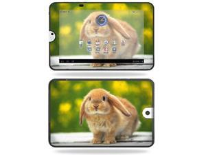 Mightyskins Protective Vinyl Skin Decal Cover for Toshiba Thrive 10.1 Android Tablet wrap sticker skins Rabbit