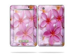 "Mightyskins Protective Skin Decal Cover for Lenovo IdeaPad A1 7"" inch Tablet wrap sticker skins Flowers"