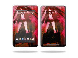 "Mightyskins Protective Skin Decal Cover for Asus Google Nexus 7 Tablet with 7"" screen wrap sticker skins Anime"