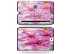 Mightyskins Protective Vinyl Skin Decal Cover for Toshiba Thrive 10.1 Android Tablet wrap sticker skins Flowers