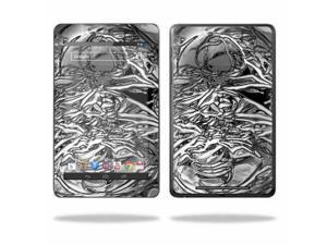 "Mightyskins Protective Skin Decal Cover for Asus Google Nexus 7 Tablet with 7"" screen wrap sticker skins Chrome Water"