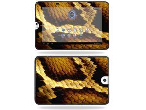 Mightyskins Protective Vinyl Skin Decal Cover for Toshiba Thrive 10.1 Android Tablet wrap sticker skins Python