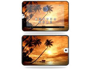 Mightyskins Protective Vinyl Skin Decal Cover for Toshiba Thrive 10.1 Android Tablet wrap sticker skins Sunset