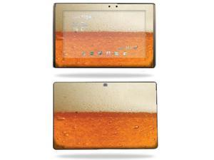 Mightyskins Protective Vinyl Skin Decal Cover for Asus Eee Pad Transformer TF101 wrap sticker skins Beer Buzz