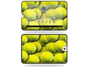 Mightyskins Protective Vinyl Skin Decal Cover for Toshiba Thrive 10.1 Android Tablet wrap sticker skins Tennis