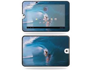 Mightyskins Protective Vinyl Skin Decal Cover for Toshiba Thrive 10.1 Android Tablet wrap sticker skins Surfer