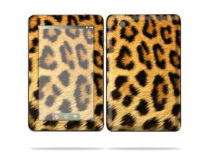 "Mightyskins Protective Skin Decal Cover for Lenovo IdeaPad A1 7"" inch Tablet wrap sticker skins Cheetah"