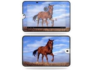 Mightyskins Protective Vinyl Skin Decal Cover for Toshiba Thrive 10.1 Android Tablet wrap sticker skins Horse