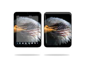 "Mightyskins Protective Vinyl Skin Decal Cover for HP TouchPad 9.7 "" Inch WiFi 16GB 32GB tablet wrap sticker skins Eagle Eye"