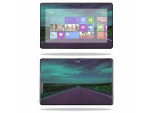 Mightyskins Protective Skin Decal Cover for Asus VivoTab RT TF600T 10.1-Inch Tablet wrap sticker skins Highway