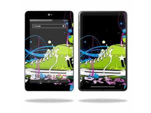 """Mightyskins Protective Skin Decal Cover for Asus Google Nexus 7 Tablet with 7"""" screen wrap sticker skins Chuck"""